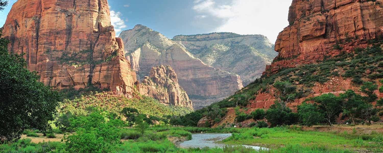 attractions activities zion national park utah