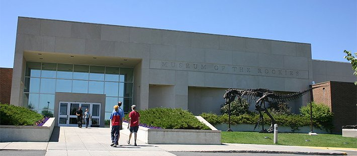 museum of the rockies, Area Attractions near Voss Inn in Bozeman, MT