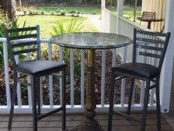 Large Perching Table Rental at Danville B&B