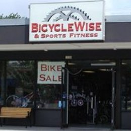 Bicycle wise shop