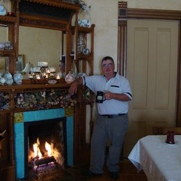 Innkeeper at Hamilton House Bed and Breakfast