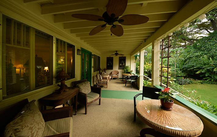 Veranda Rooms at Old Wailuku in Ulupono, HA