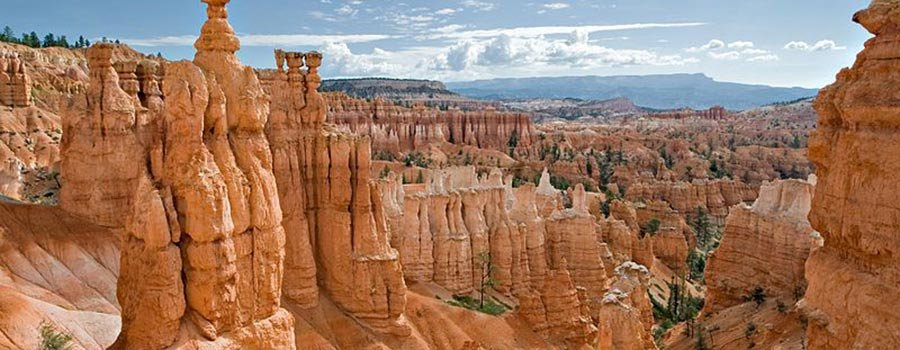 Bryce Canyon near Quail Park Lodge in Kanab, UT