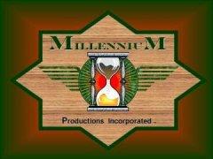 millennium productions logo