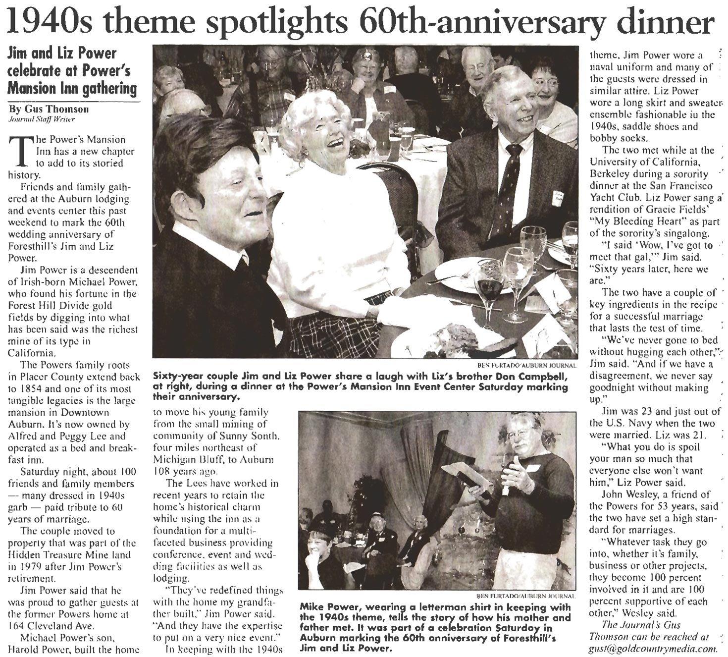 Auburn Journal, December 18, 2006