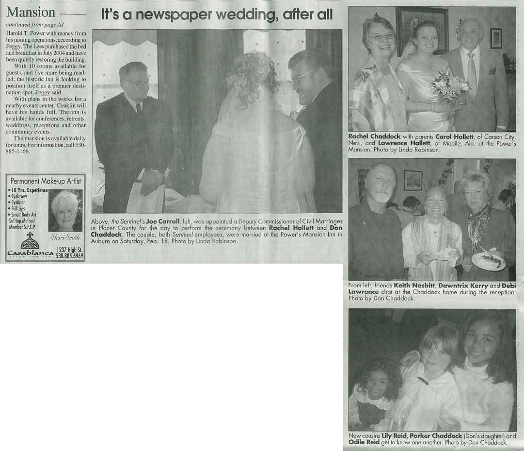 Auburn Sentinel, Feb. 24, 2006