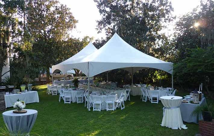 Wedding at Open Gates in Darien, GA