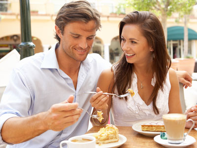 Dinning Couple