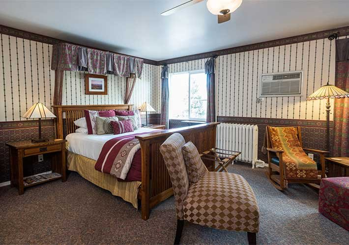 inn at 410 room