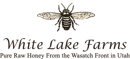 White Lake Farms Honey Logo