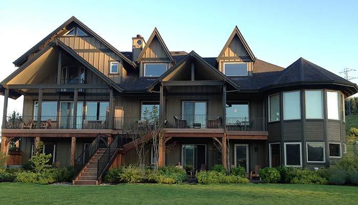 Le Puy Inn in Willamette Valley Wine Country in Newberg, Oregon