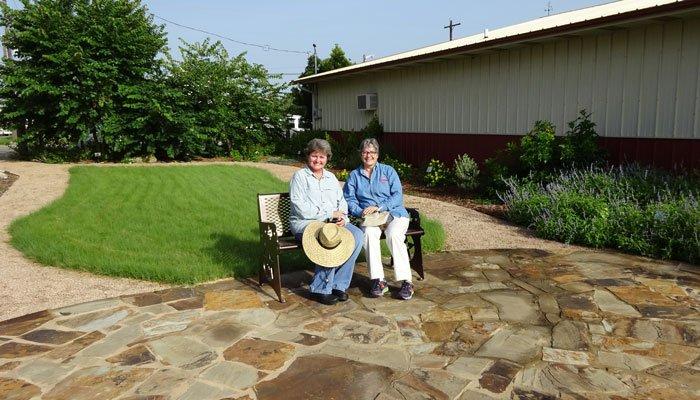 Texas Natives Garden