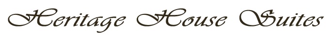 Heritage House Suites Logo