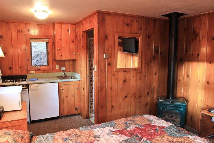 McGregor Mountain Lodge
