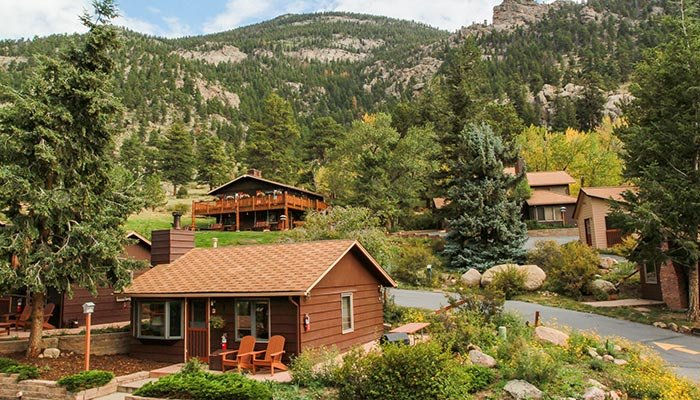 Military Discount special at McGregor Mountain Lodge