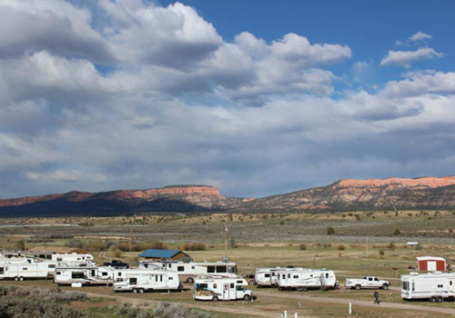 The Riverside Ranch RV Sites