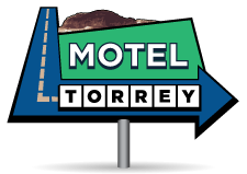 Motel Torrey Logo