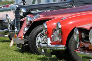 Car D'Lane Classic Car Show in North Idaho