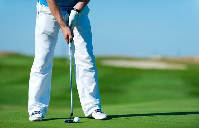 Golf near Historic Argo Hotel