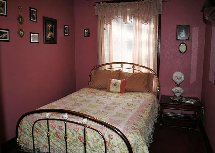 Marcella's Suite at Argo Hotel in Crofton, Nebraska