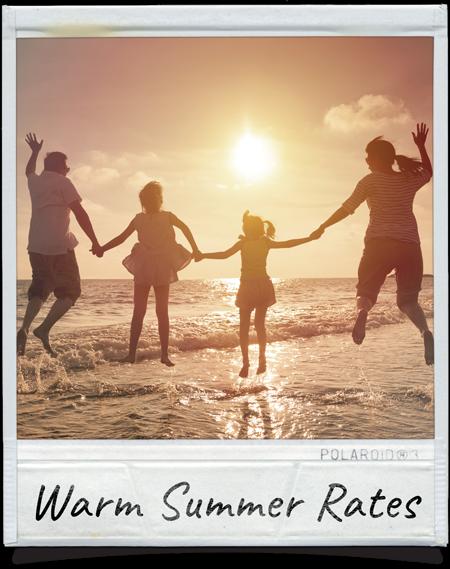 Warm Summer Rates