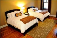 Guest Rooms at Bleckley Inn in Anderson, SC