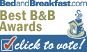 Bed and Breakfast .com Best Award