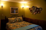 Fancy bedroom Prescott Pines Inn