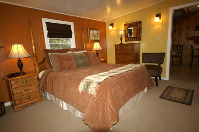 Foxglove Suite Prescott Pines Inn Bed and Breakfast