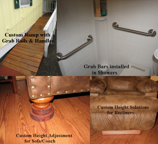 Aging mobility home services