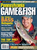 Pennsylvania Game & Fish magazine