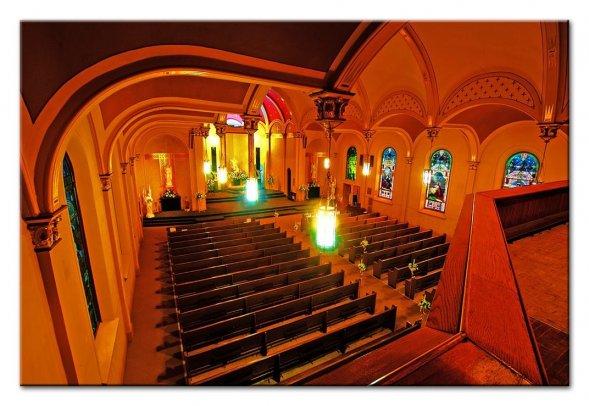 the angels den celebration venue