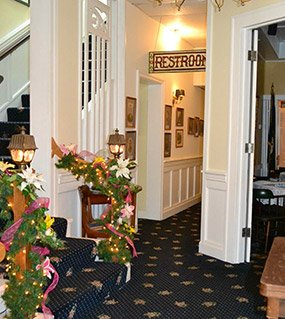 Parkview Country Inn in Augusta Kentucky