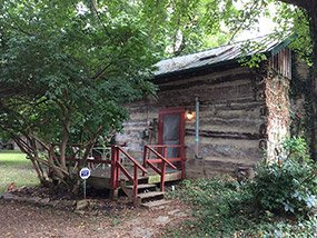 Parkview Log Cabin