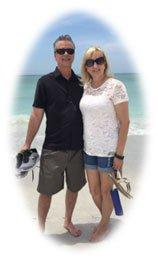 Innkeepers Rick and Karen Matvey