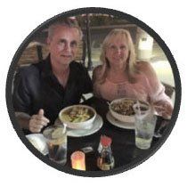 Innkeepers Rick and Karen Matvey
