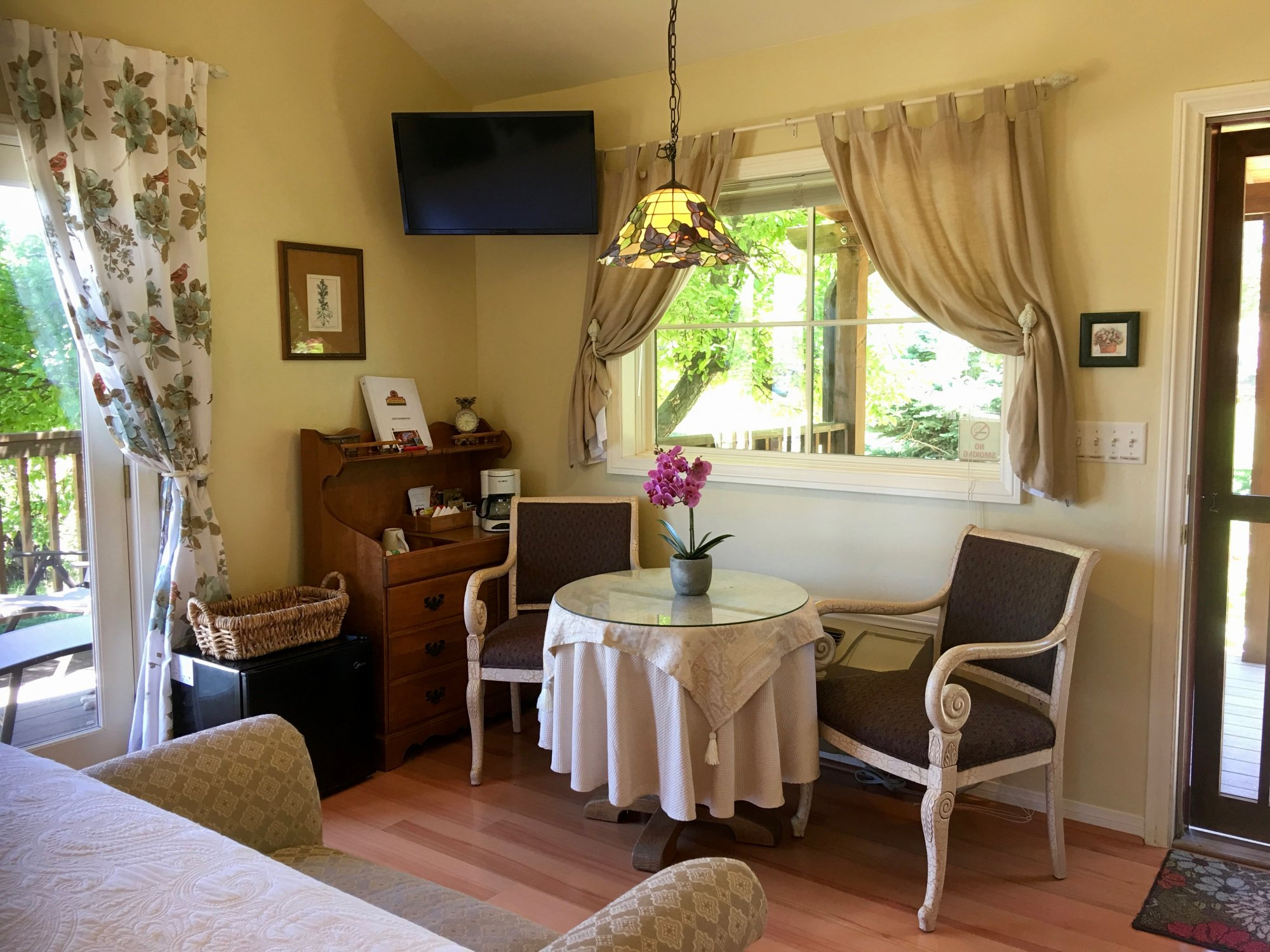Garden Room - Escalante, Utah Lodging | Canyons Bed and Breakfast