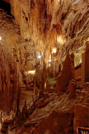 Room of a Million Stalactites