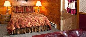 Honeymoon Log Cabins