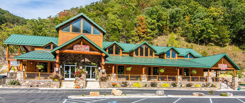 Bon Smoke Hole Resort Lodging And Caverns In Seneca Rocks, West Virginia