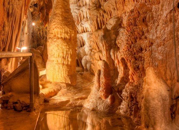Smoke Hole Caverns Smoke Hole Resort Lodging And Caverns