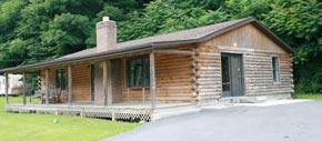 Sportsman Cabin Family Lodging