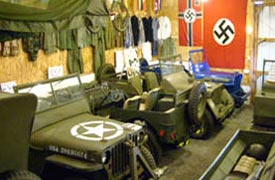 Top Kicks Military Museum