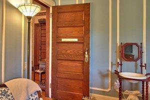 main entrance to the Countess Stephanie room