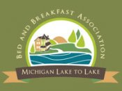 Member of Michigan Lake to Lake Bed and Breakfast Association