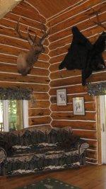 Skyline Guest Ranch interior view