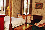 Kimmell House Inn Bed and Breakfast Room