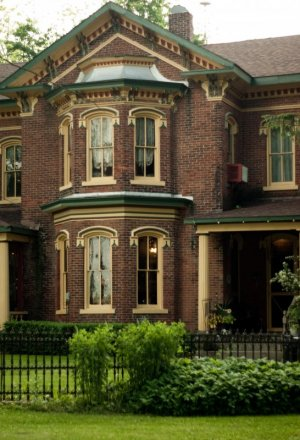 History of Kimmell House Inn