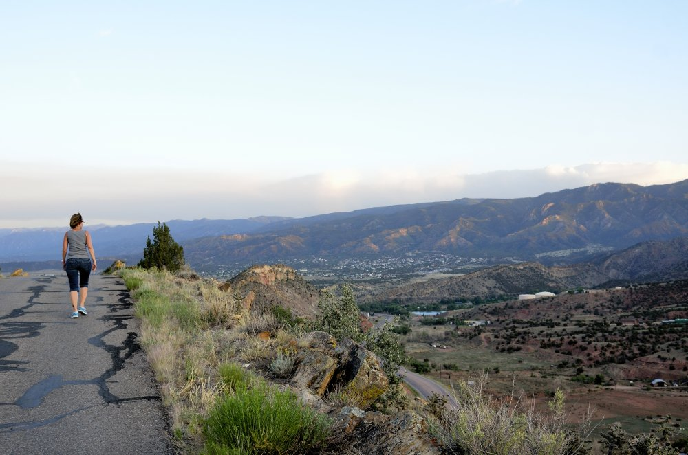 Walking Skyline Drive, Cañon City