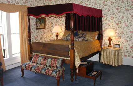 Room 1 at Hillsdale House Inn